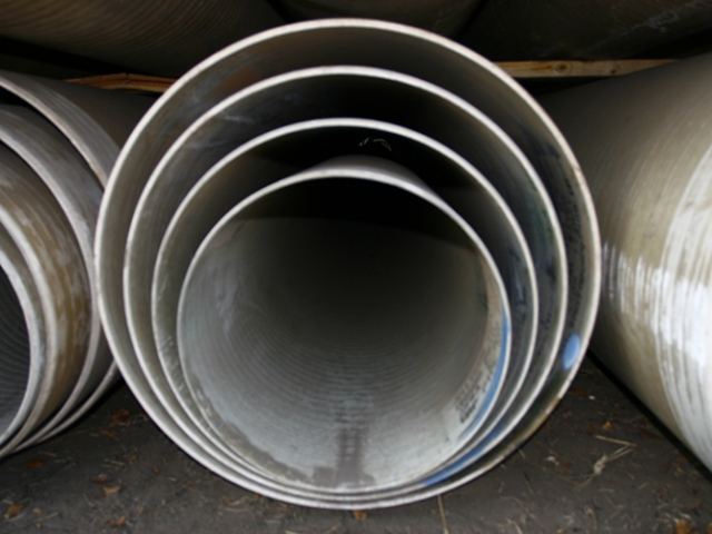 GRP pipes-Zambia